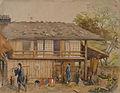 House in Niigata by Charles Wirgman (Tokyo National Museum).jpg