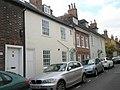Houses in St Swithun Street (1) - geograph.org.uk - 1546443.jpg