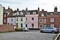 Houses on West Street, Harwich (geograph 5900243).jpg