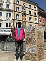 Howey Ou - hunger strike - Lausanne.jpg
