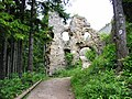 Hrad Lietava-brána - panoramio.jpg