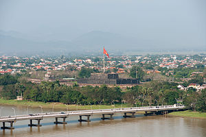 Huế's Skyline from the Perfume River