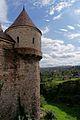 Hunedoara castle tower.jpg