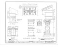 Hunt House, 1247 Main Street, Racine, Racine County, WI HABS WIS,51-RACI,1- (sheet 5 of 5).png