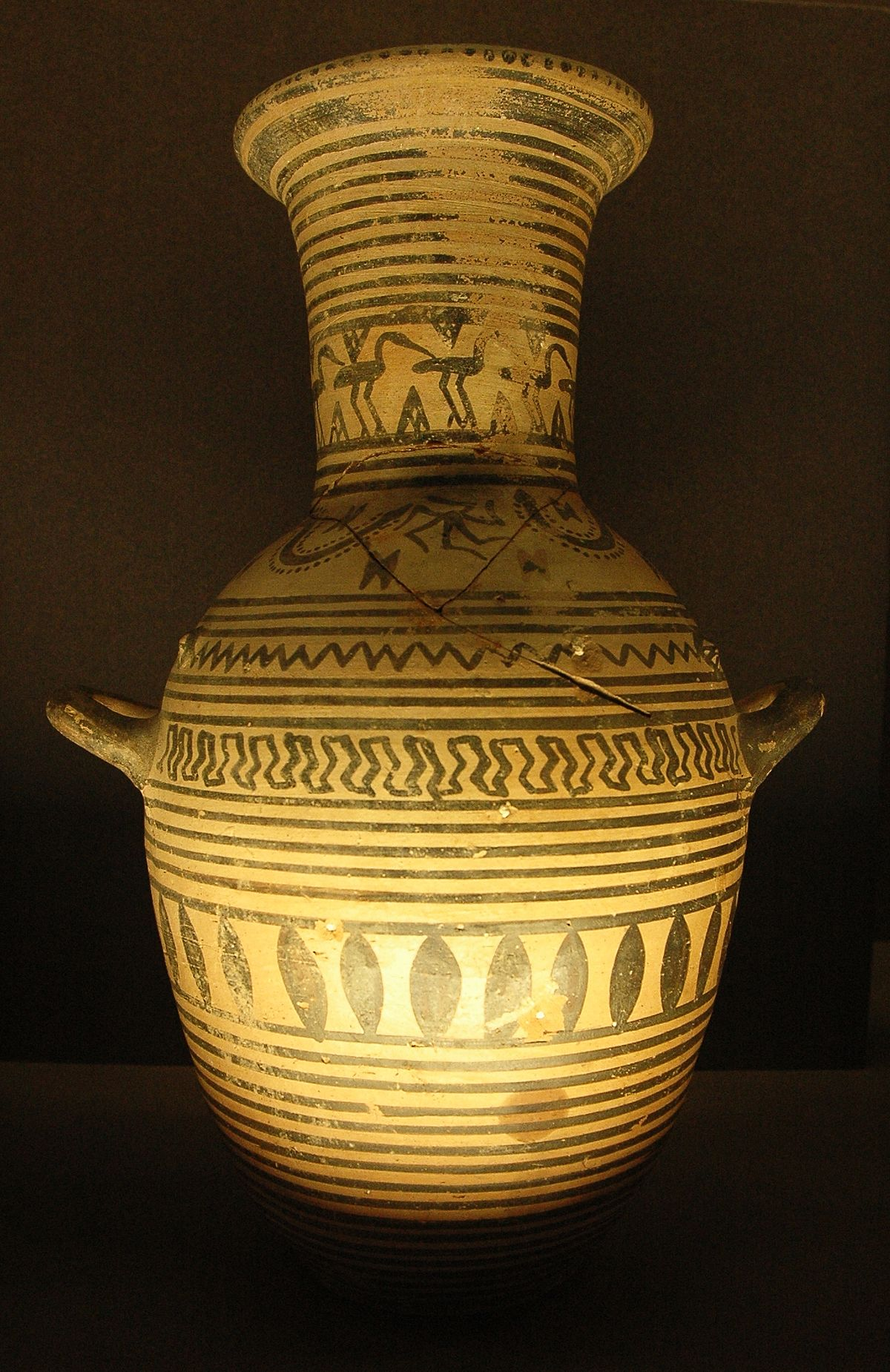 Boeotian vase painting - Wikipedia