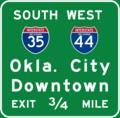 I-35 SOUTH I-44 WEST Okla City Downtown.png
