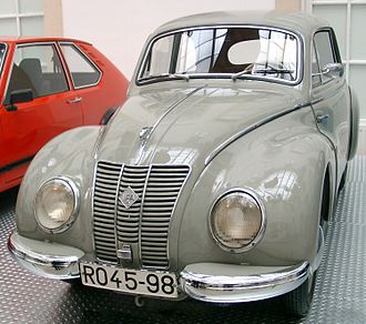 Audi - IFA F9