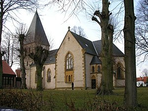 Spenge - Image: IH St.Martins Kirche Spenge