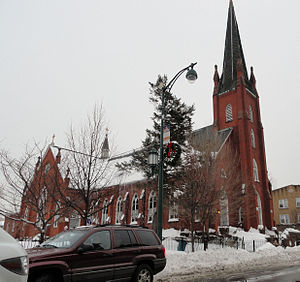 Michael O'Donohue - former Immaculate Conception Church, Hartford, Connecticut