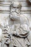 interieur, grafmonument hertog karel van gelre, detail - arnhem - 20260576 - rce