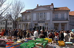 Flea Market in Göttingen