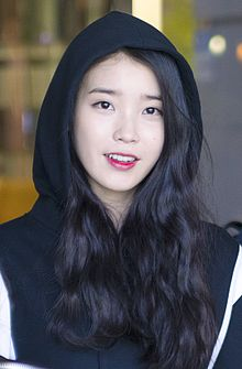 "IU after shooting ""Producer"", 21 April 2015 01.jpg"