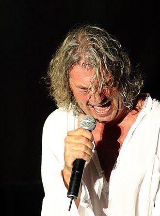 Ian Gillan - Ian Gillan performing with Deep Purple in Nicosia, Cyprus, June 2005