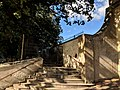 Ice House, Retaining Wall, Steps And Railings North West Of Wollaton Hall, Nottingham.jpg