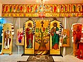 Iconostasis in Rumah Byzantin; Indonesian Eastern Catholic Community.jpg