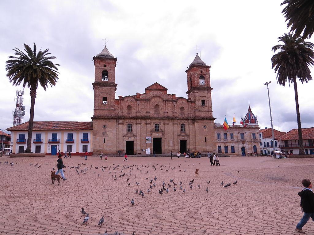 Iglesia Zipaquira