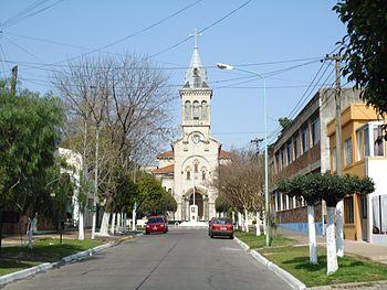 Iglesia de San Antonio de Padua Merlo