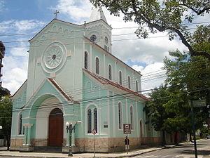Três Rios - Roman Catholic Church of Saint Sebastian (Igreja de São Sebastião)