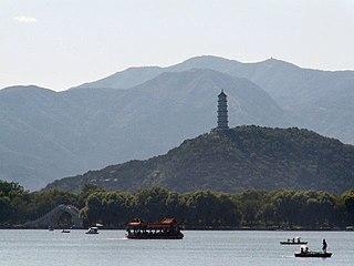 Jade Peak Pagoda