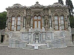 Ihlamur Palace - Ceremonial Pavilion of Ihlamur Palace