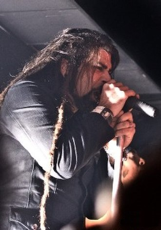 Cristian Machado - Machado singing.