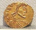 Impero romano d'oriente, tiberio III, emissione aurea, 698-705, 02.JPG