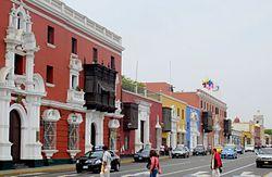 Jirón Independencia