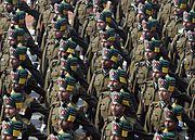 Indian Army-Madras regiment