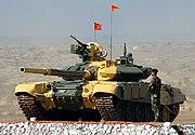 T-90 MBT.