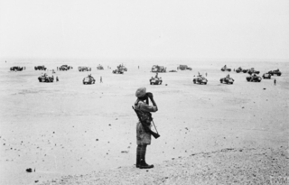 Western Desert campaign North African Campaign during WWII