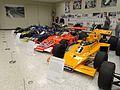 Indianapolis Motor Speedway Museum in 2017 - Racecars 02.jpg