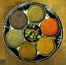 Currymischungen (verlinkt aus wikipedia)