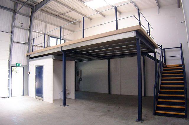 Build Mezzanine In Living Room