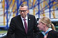 Informal meeting of justice and home affairs ministers. Arrivals (Justice) Asko Välimaa (35624566431).jpg