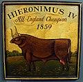 Inghilterra, insegna 'geronimo iv, campione di tutta l'inghilterra, 1859.JPG