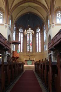 Innenansicht Evangelische Stadtkirche Tann21072021.png