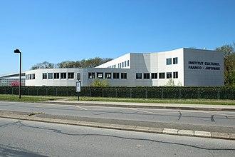 Montigny-le-Bretonneux - Institut Culturel Franco-Japonais – École Japonaise de Paris