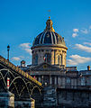 Institut de France and Pont des Arts, Paris 12 August 2013.jpg
