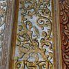 interieur, balkenplafond, detail van plafondschildering - gouda - 20330953 - rce