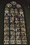 interieur zuidertransept, glas in loodraam - lith - 20334103 - rce