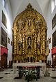 Interior of the Church of the Saint Andrew in Cordoba (Spain) - 02.jpg