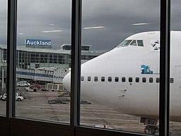International Airport Auckland, New Zealand - panoramio