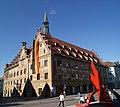 Internationaler Tag gegen Homophobie, Transphobie und Biphobie 2017-Rathaus Ulm.jpg