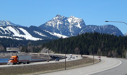 Interstate 90 in Washington - Wikiwand
