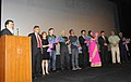 "Introduction of the cast and crew of the opening film ""Life of Oi"" on stage, at the inaugural ceremony of the 43rd International Film Festival of India (IFFI-2012), in Panaji, Goa on November 20, 2012.jpg"