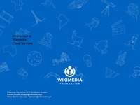 Introduction to Wikimedia Cloud Services - Wikimania Hackathon 2019 Stockholm Sweden.pdf