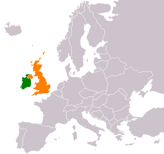 Ireland–United Kingdom relations Relations between the island nations in Northern Europe