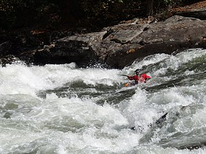 Protohistory of West Virginia - Upper Gauley River