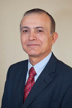Isaac Ashkenazi - Professor Isaac Ashkenazi