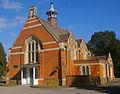 Islington Cemetery Chapel, St Pancras and Islington Cemetery, East Finchley - geograph.org.uk - 1742913.jpg